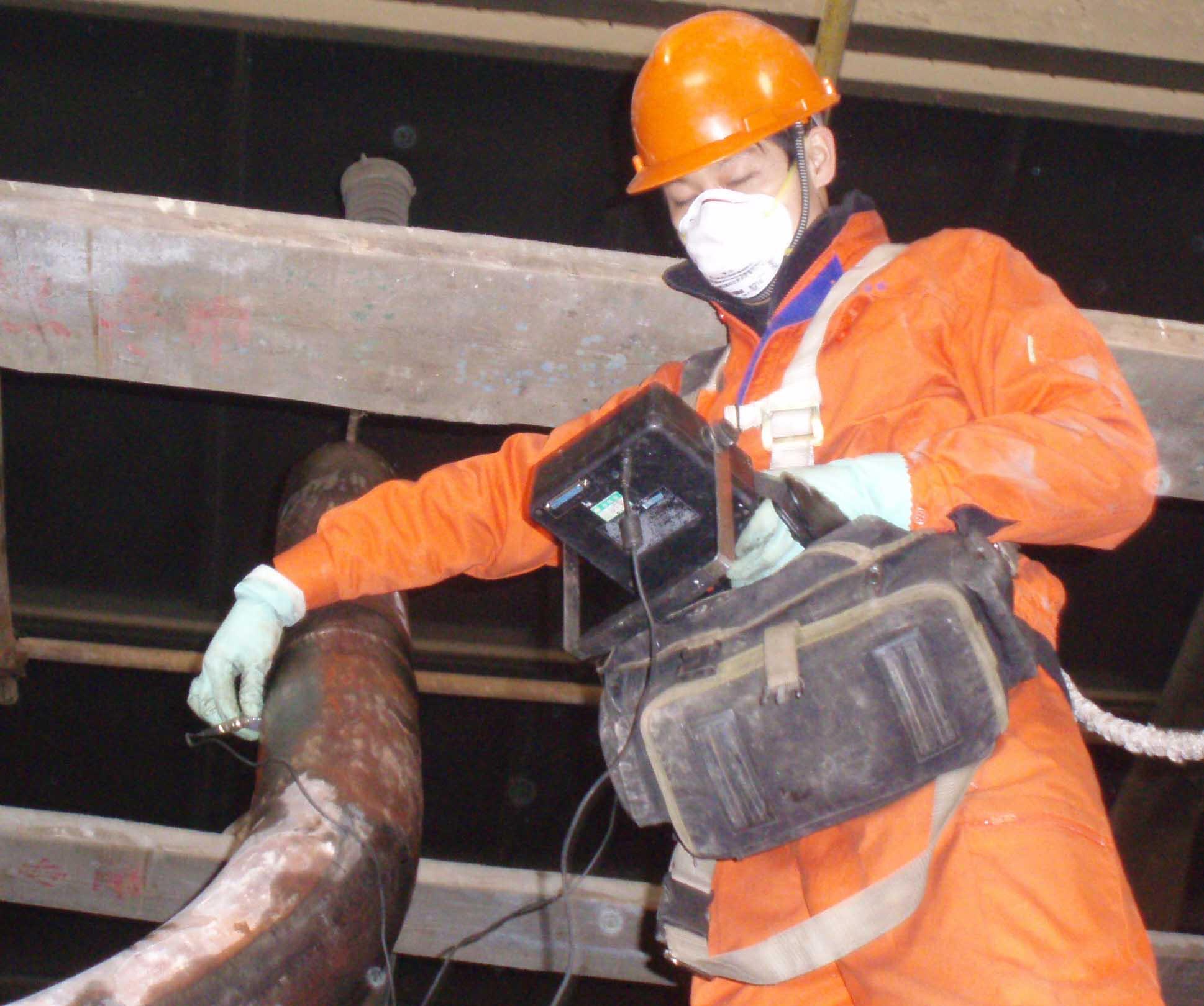 钢结构焊缝无损探伤 合作;; 焊缝渗透pt无损探伤检测; 慈溪超声波ut
